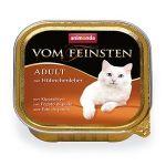 Feinsten Cat Adult Kippenlever  -32x100 gram