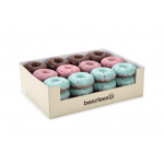 Beeztees Latex Doggy Donut assortie -12 cm