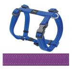 Rogz For Dogs Snake Tuig Paars - 16 mmx32-52 cm