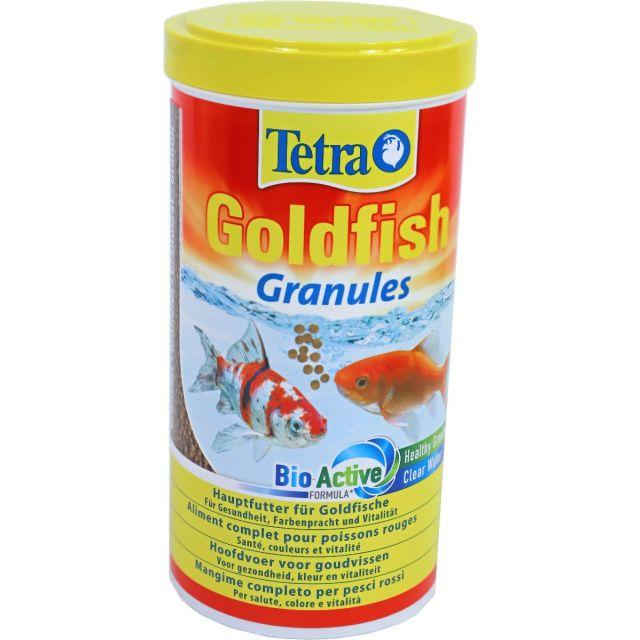 Tetra Goldfish Granulaat -1ltr