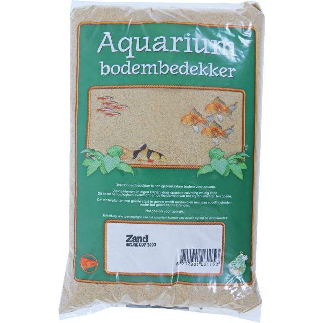 Aquarium zand zak -2.5 kg