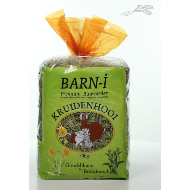 BARN-I Kruidenhooi Goudsbloem  & Brandnetel -500 gram
