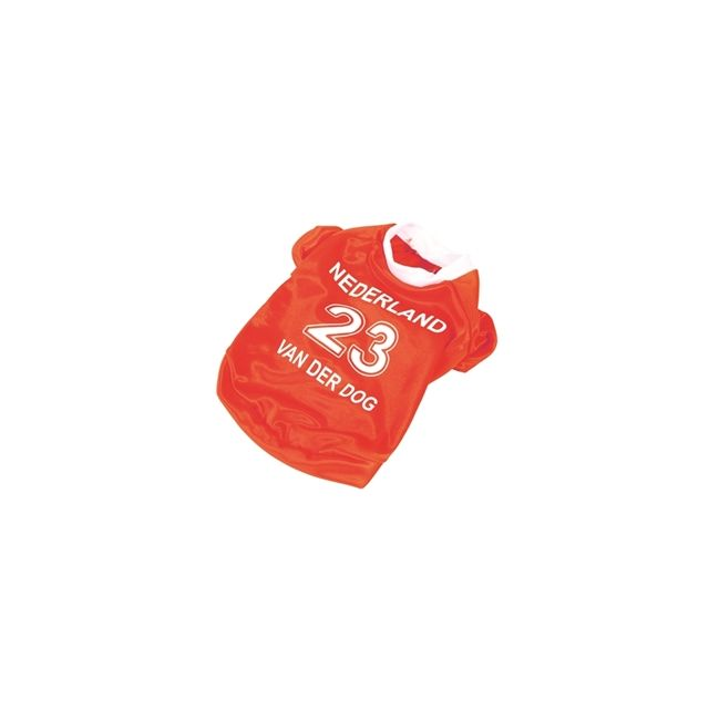 Oranje Voetbalshirt -32 cm   OP=OP