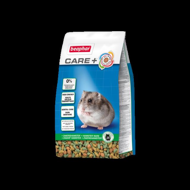 Care+ Dwerghamster - 250 gr