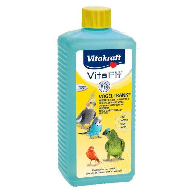 Vitakraft VitaFit Vogel drank met jodium-500 ml