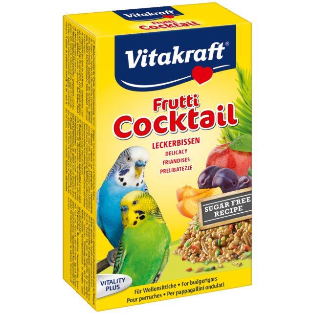 Vitakraft Fruit Cocktail Parkiet -200 gram