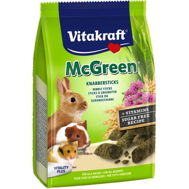 Vitakraft McGreen Knaagdiersnacks -50 gram