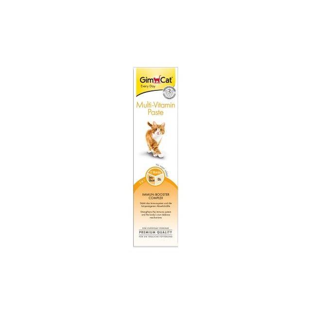 Gimcat Multi-Vitamine Pasta - 200 gr