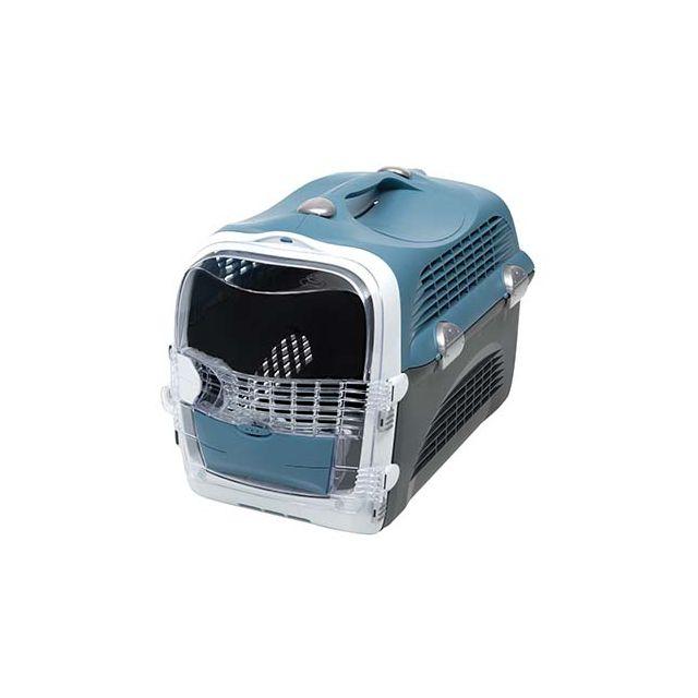 Cat It cabrio transportbox Blauw/grijs-1 st  OP=OP