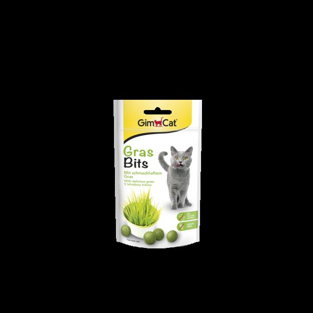 Gimcat Gras-Bits - 40 gr