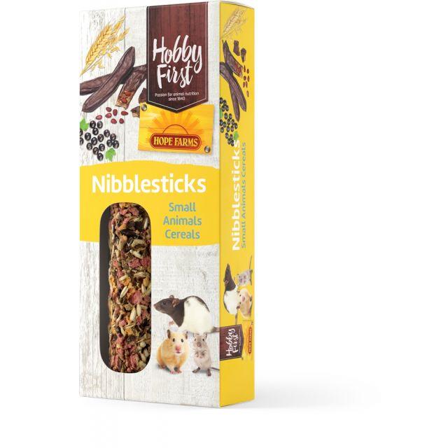 HobbyFirst Hope Farms Nibble Sticks Small Animals Cereals -2x90 gram