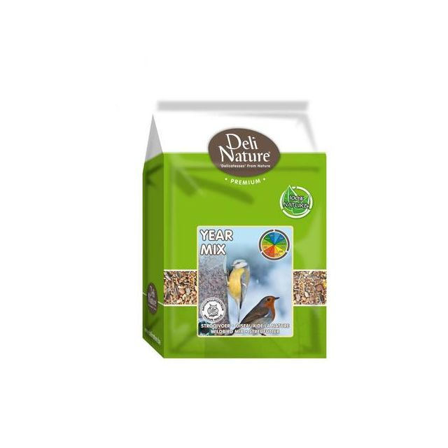 Deli Nature Allround mix (strooivoer) -4 kg