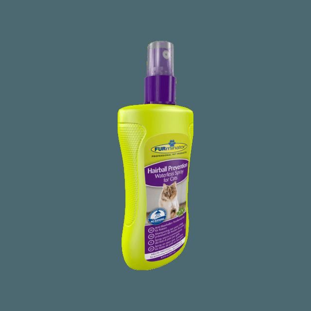 Furminator Hairball Prevetion Waterless Spray - 251 ml