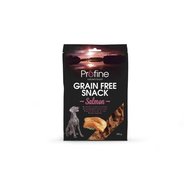 Profine Grain Free Snack Salmon -200 gram