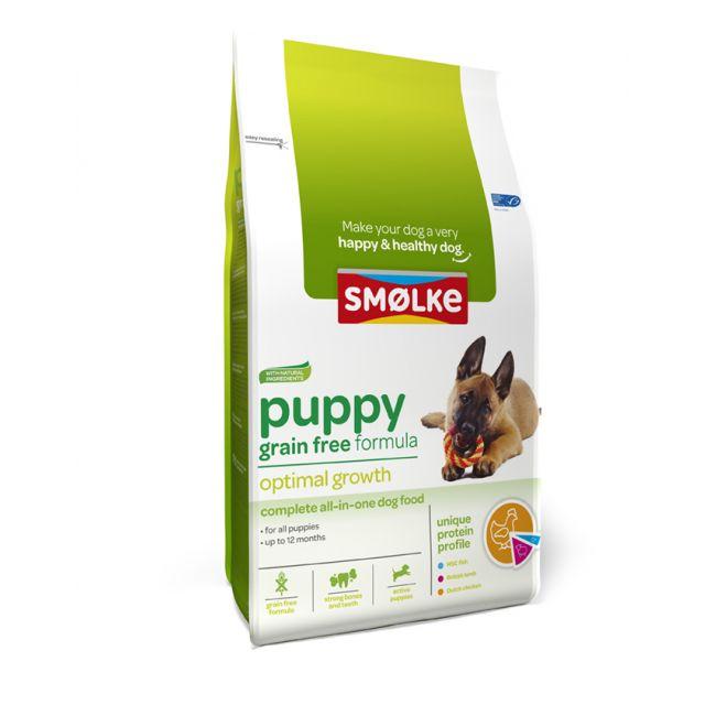 Smolke Puppy Graanvrij - 12 kg