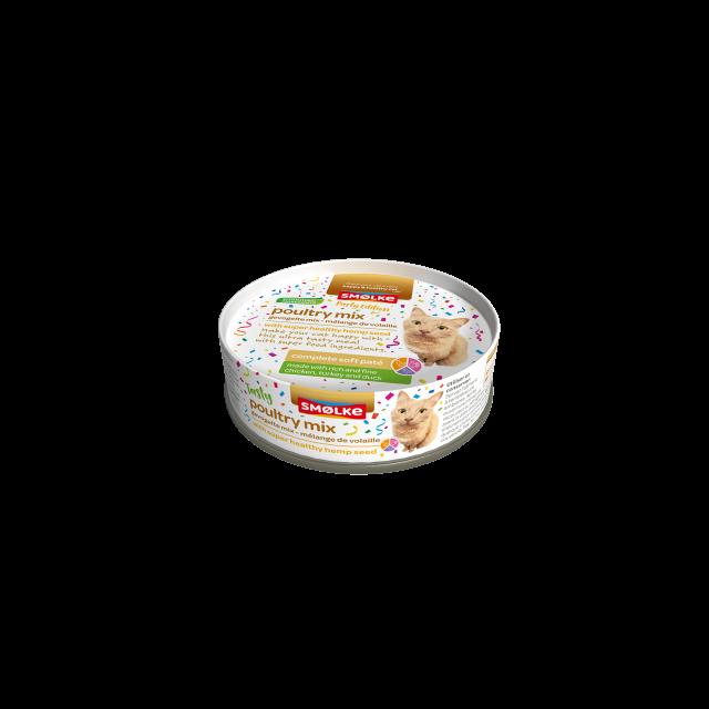 Smolke Soft Kat  Pate'Party Edition -80 gram