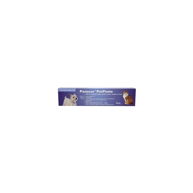 Panacure Hond & Kat Wormpasta 5 gr