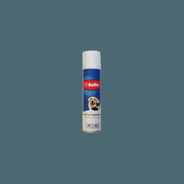 Bolfo Mand & Tapijtspray 400 ml