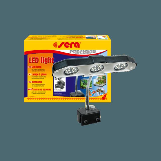 Sera Led 3x2 Watt voor Aquarium & Terrarium