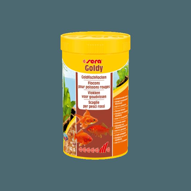 Sera Goldy Goudvis Vlokken -250 ml