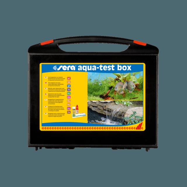 Sera Aqua-Test Box (+Cu) -1 Stuk