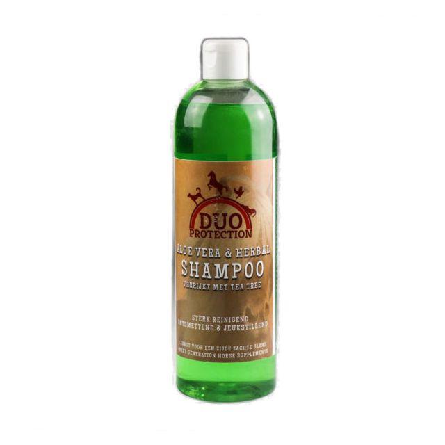 Duo Protection Kruiden Shampoo Paard/ Hond - 500 ml