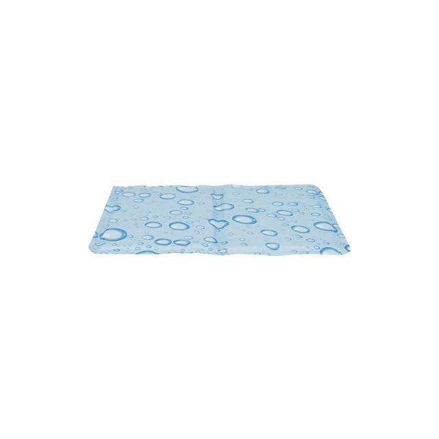 Trixie Koelmat Lichtblauw -90x50 cm