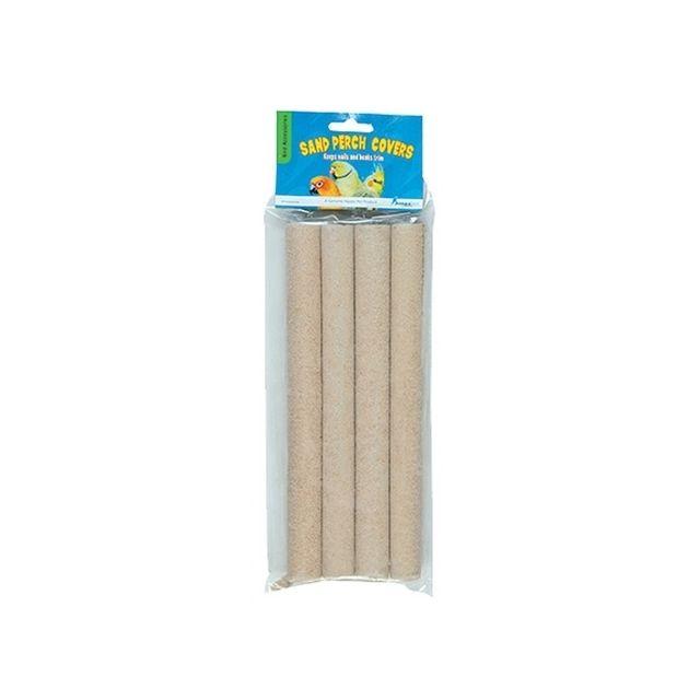 Happy Pet Sand Perch Covers - 24x2,5x2,5 cm 4 stuks