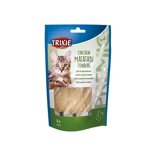 Trixie Premio Chicken Matatabi Tenders -55 gram