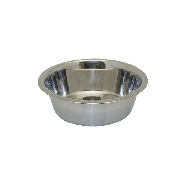Happy Pet Voerbak RVS - 11 cm