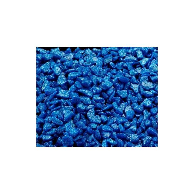 Aqua-Della Glamour Steen Oceaan Blauw 6-9 mm - 2 kg