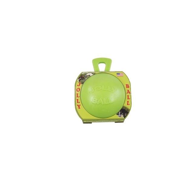 Jolly Ball Groen Paard met Appelgeur - 25 cm