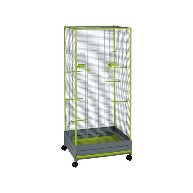 Voltrega Voliere 420 Grijs / Groen - 150 cm