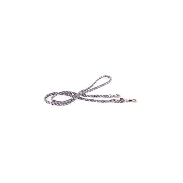 Looplijn Multi Purpose Nylon Reflecterend grijs 13 Mmx200 cm