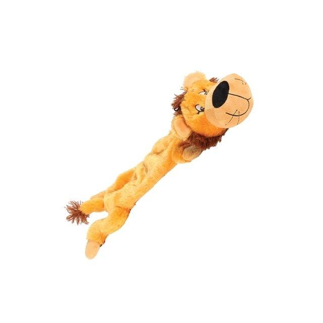 Happy Pet Wild Crinkler Leeuw - 60x14x9 cm