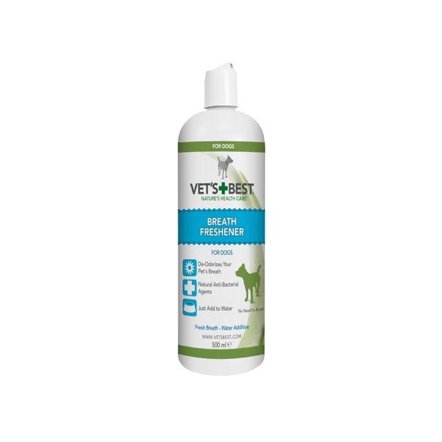 Vets Best Breath Freshener Hond -500 ml