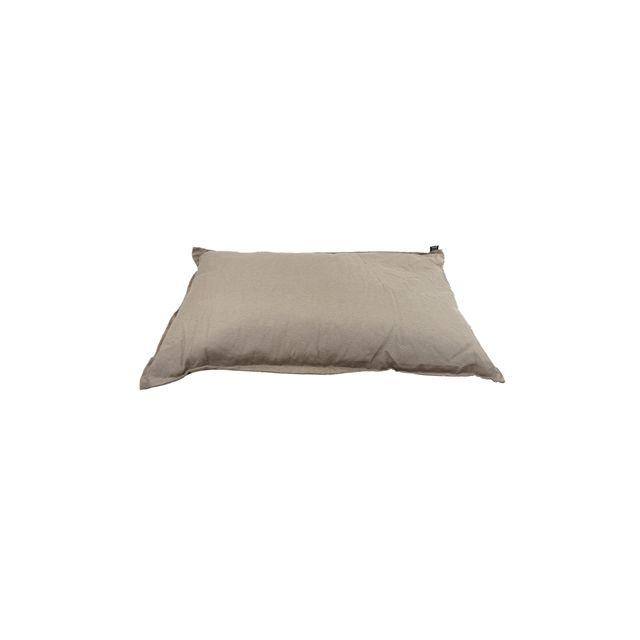 woefwoef hondenkussen comfort panama taupe 120X80 CM