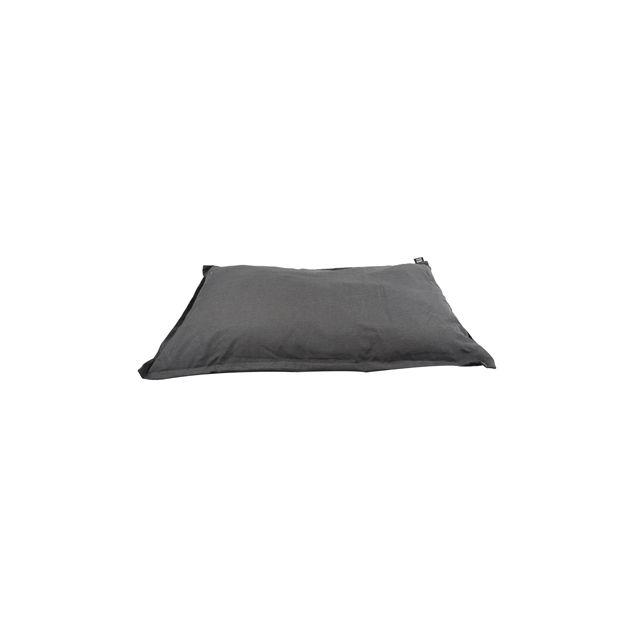 woefwoef hondenkussen comfort panama grijs 120X80 CM