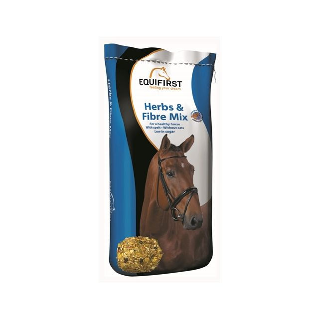 Equifirst Herbs & Fibre Mix -20 kg