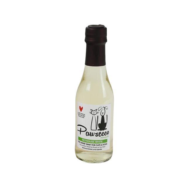 Luxury Pawsecco Penthouse Witte Wijn -250 ml