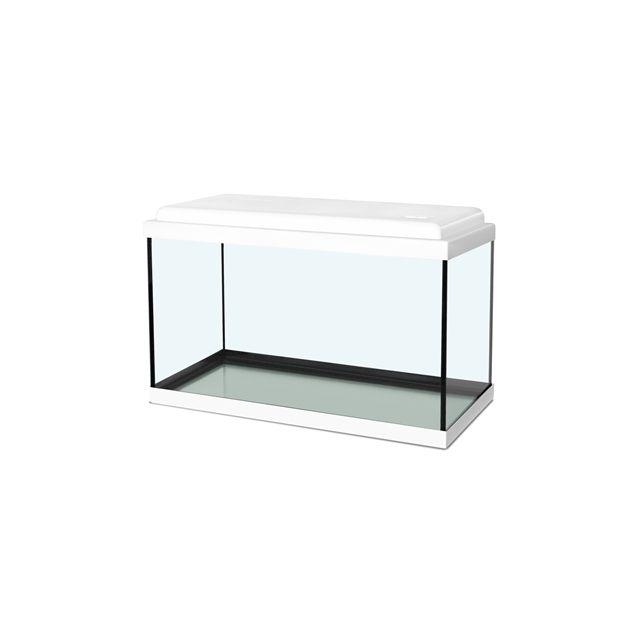 Zolux Aquarium Nanolife Kidz Wit  -12,5 ktr ./  35x18,5x22,5 cm