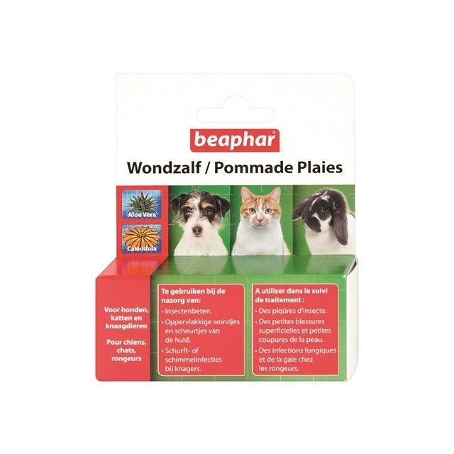 Beaphar Wondzalf Hond & Kat & Knaagdier - 30 gr