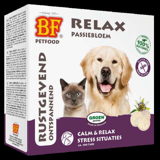 Biofood Gistsnoepjes Relax  Hond / Kat -100 stuks