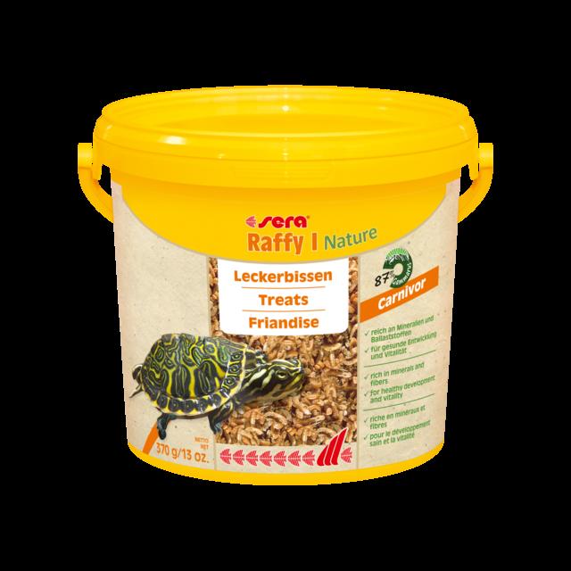 Sera Raffy I - Lekkernijen voor Waterschildpadden -3800 ml